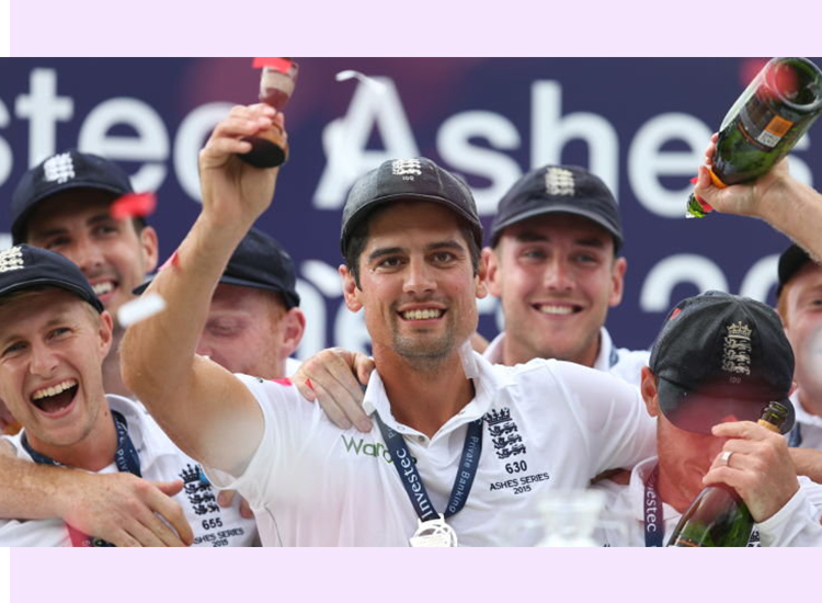Easy for England as They Wrap Up Final Ashes Test