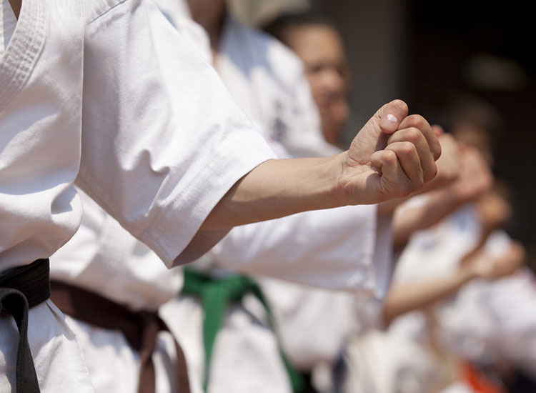 Effective Ways to Help Improve Your Martial Arts Moves
